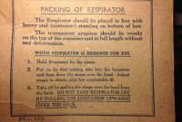 Image Result For Ww Gas Mask Box Label Template  Projects To Try in Evacuation Label Template