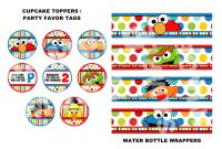 Images Of Elmo Label Template  Bfegy throughout Sesame Street Label Templates