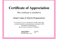 Images Of Teacher Appreciation Free Certificate Template with Best Teacher Certificate Templates Free