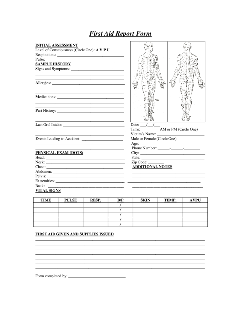Incident Report Forms Download  Sansurabionetassociats In Patient Report Form Template Download