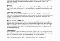 Individual Flexibility Agreement Template  Lobo Black pertaining to Individual Flexibility Agreement Template