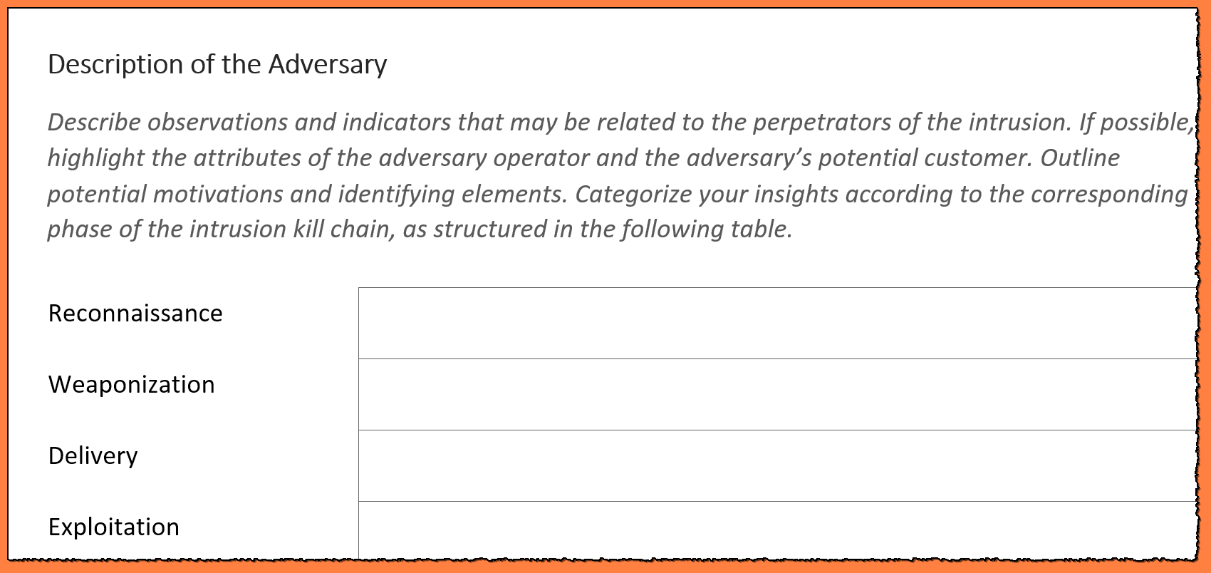 Information Technology Incident Report Template  Progress Report With Ir Report Template