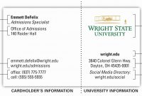 Inspirational Blank Business Card Template Open Office regarding Open Office Index Card Template