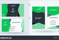 Inspirational Double Sided Business Card Template Free Download for Portrait Id Card Template