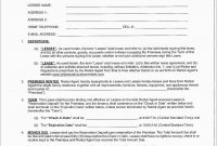 Inspirational Free Vacation Rental Agreement Template  Best Of Template throughout Vacation Rental Lease Agreement Template