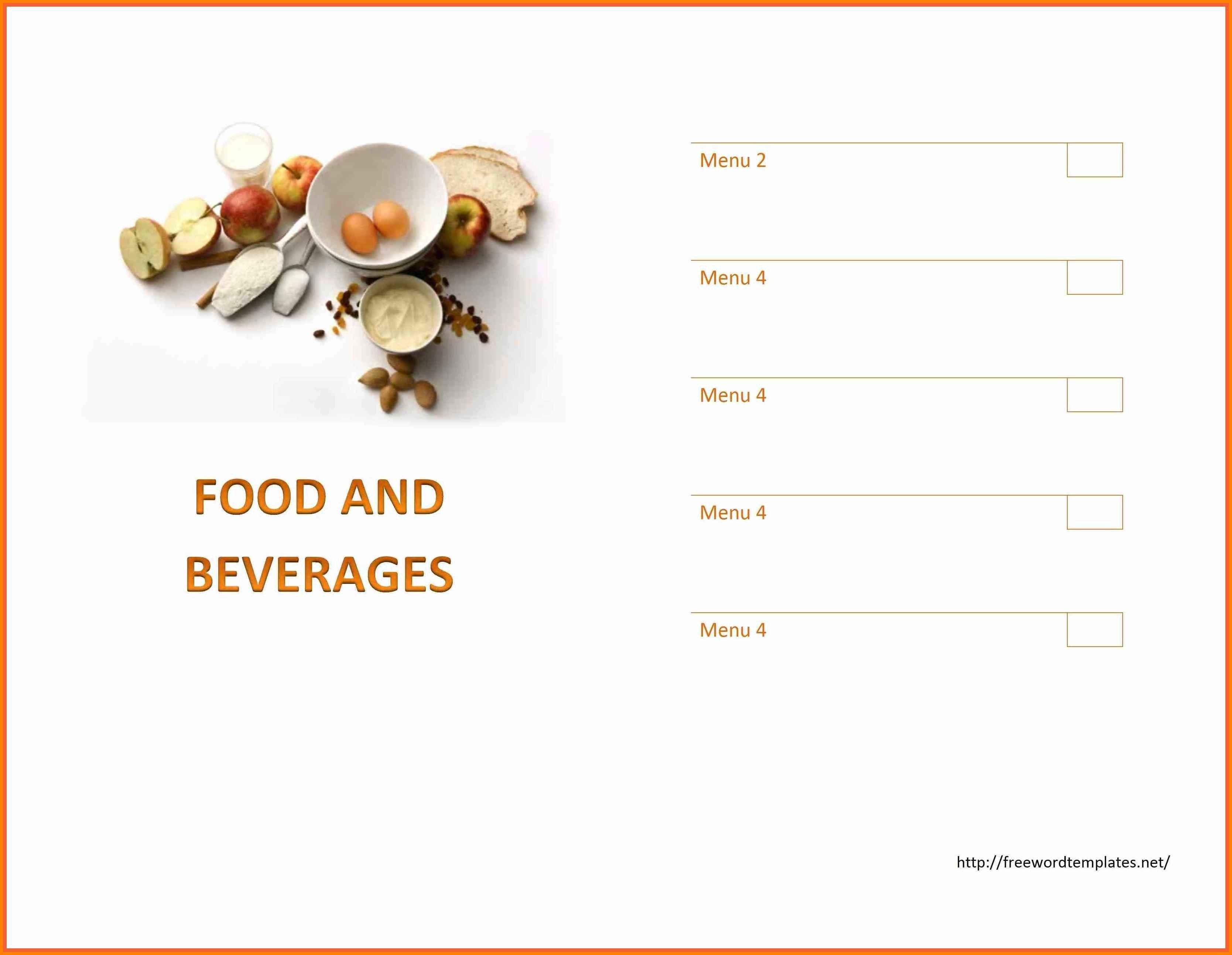 Inspirational Select Dinner Menu Template  Wwwpantrymagic Regarding Free Printable Restaurant Menu Templates
