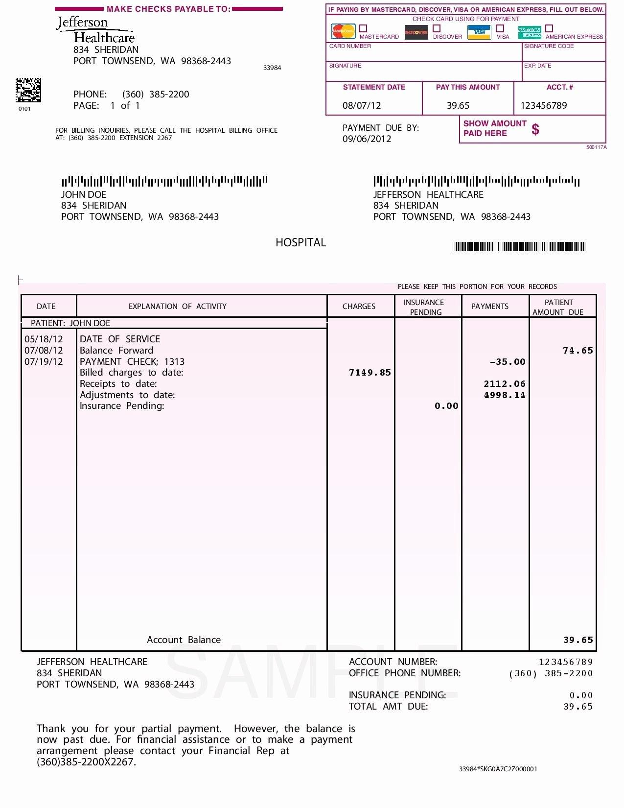 Interest Invoice Template Sample – Wfacca Inside Interest Invoice Template