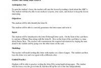 Interesting Madeline Hunter Lesson Plan Example Kindergarten within Madeline Hunter Lesson Plan Template Word