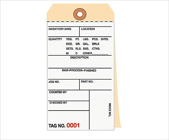 Inventory Tag Templates – Jpg Psd  Free  Premium Templates Inside Inventory Labels Template