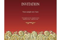 Invitation Templates That Are Perfect For Your Farewell Party with regard to Farewell Invitation Card Template
