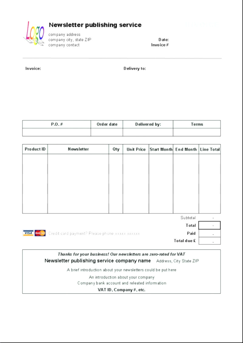 Invoice Template For Libreoffice Office Free Open Fice Elegant With Libreoffice Invoice Template