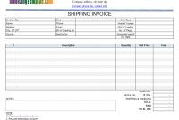 Invoice Template With Credit Card Payment Option intended for Credit Card Bill Template