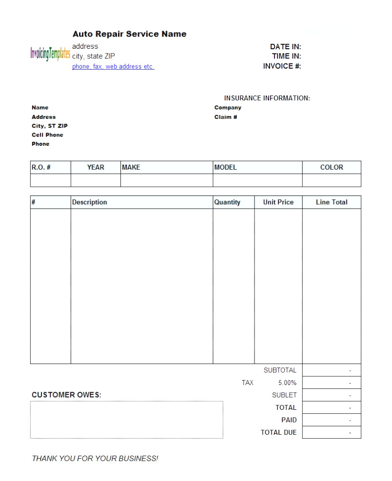 Invoice Templates For Quickbooks And Edit Template Desktop With Inside Export Invoice Template Quickbooks