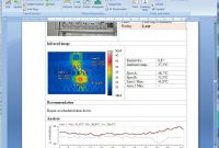 Irt Cronista  Grayess  Infrared Software And Solutions with Thermal Imaging Report Template