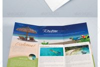 Island Graphics Designs  Templates From Graphicriver throughout Island Brochure Template