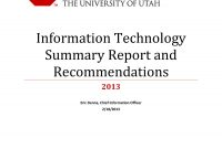 It Management Report Template Examples  Pdf  Examples in It Management Report Template