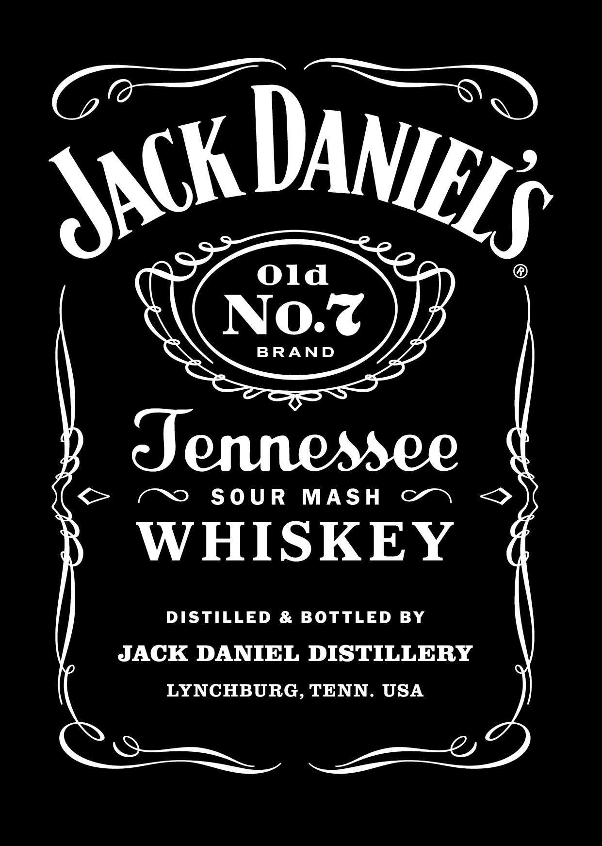 Jack Daniels Label  Bing Images  Vintage Labels  Jack Daniels For Blank Jack Daniels Label Template