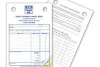 Jewelry Register Invoice Forms  At Print Ez in Jewelry Invoice Template