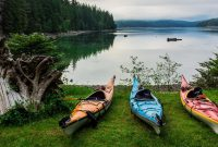 Kayak Rentals  Desolation Sound  Powell River Sea Kayak for Kayak Rental Agreement Template