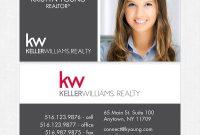 Keller Williams Business Cards In   Kw  Keller Williams for Keller Williams Business Card Templates