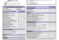 Kindergarten Report Card Templates  Dtemplates in Middle School Report Card Template