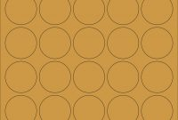 "Kraft Labels  "" Circle A   Wholesale Supplies Plus in 1.5 Circle Label Template"