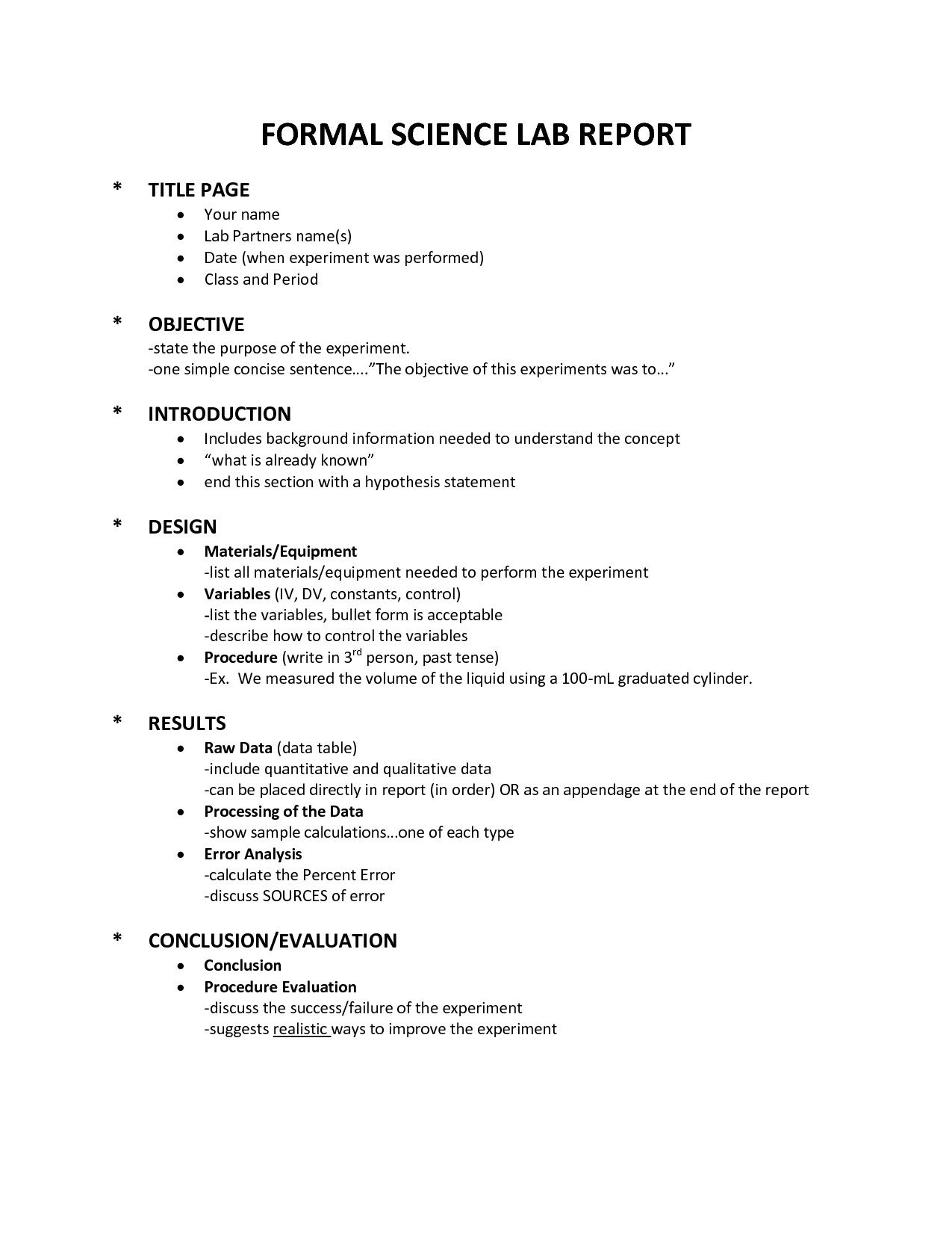 Lab Report Order Buy An Essay Paper Throughout Science Experiment Report Template