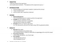 Lab Report Order Science Template Fearsome Ideas Example Grade pertaining to Science Lab Report Template