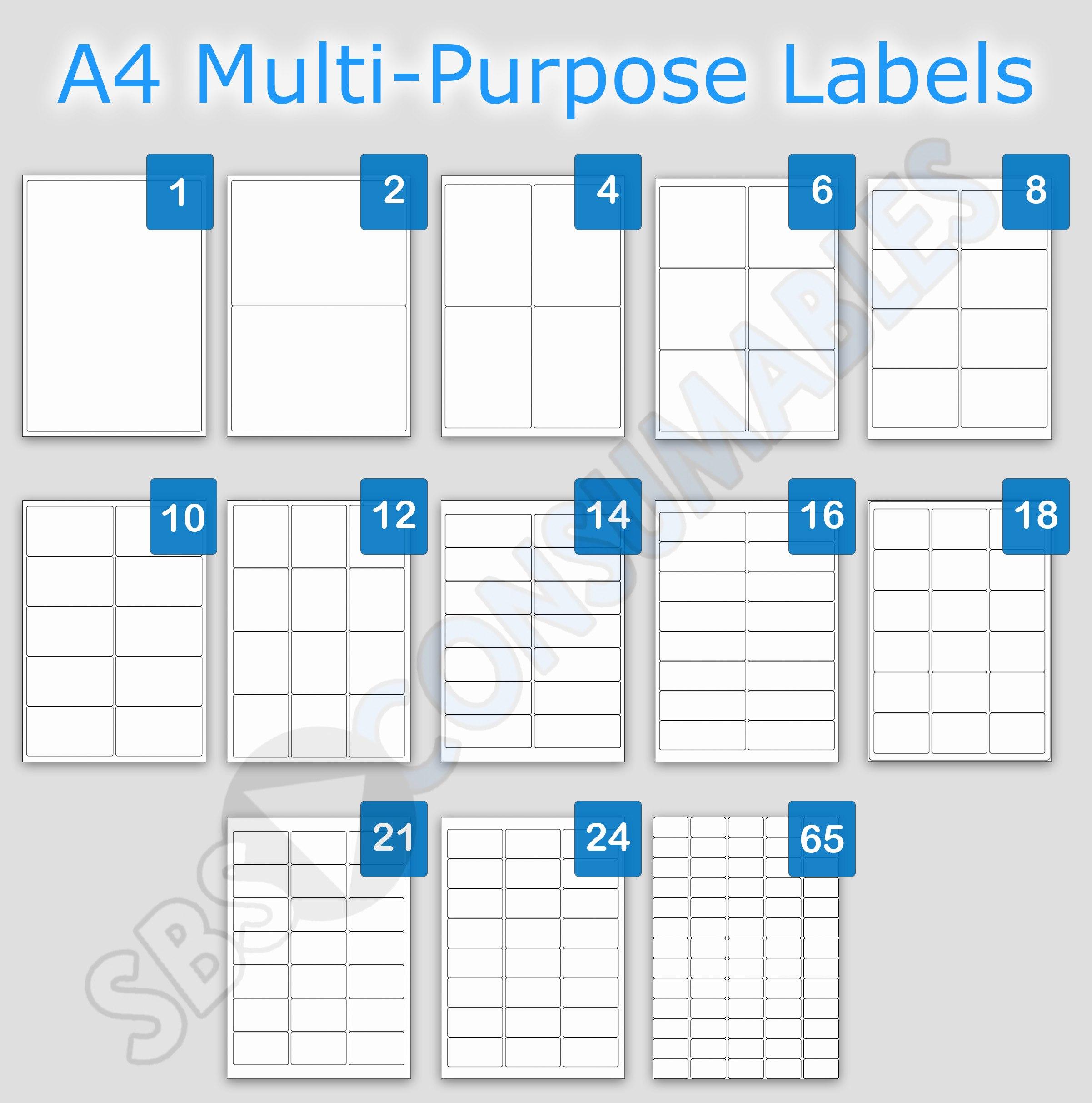 Label Sheet Template – Guiaubuntupt Inside Label Template 65 Per Sheet
