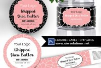 Label Template Id  Aiwsolutions pertaining to Sweet Labels Template
