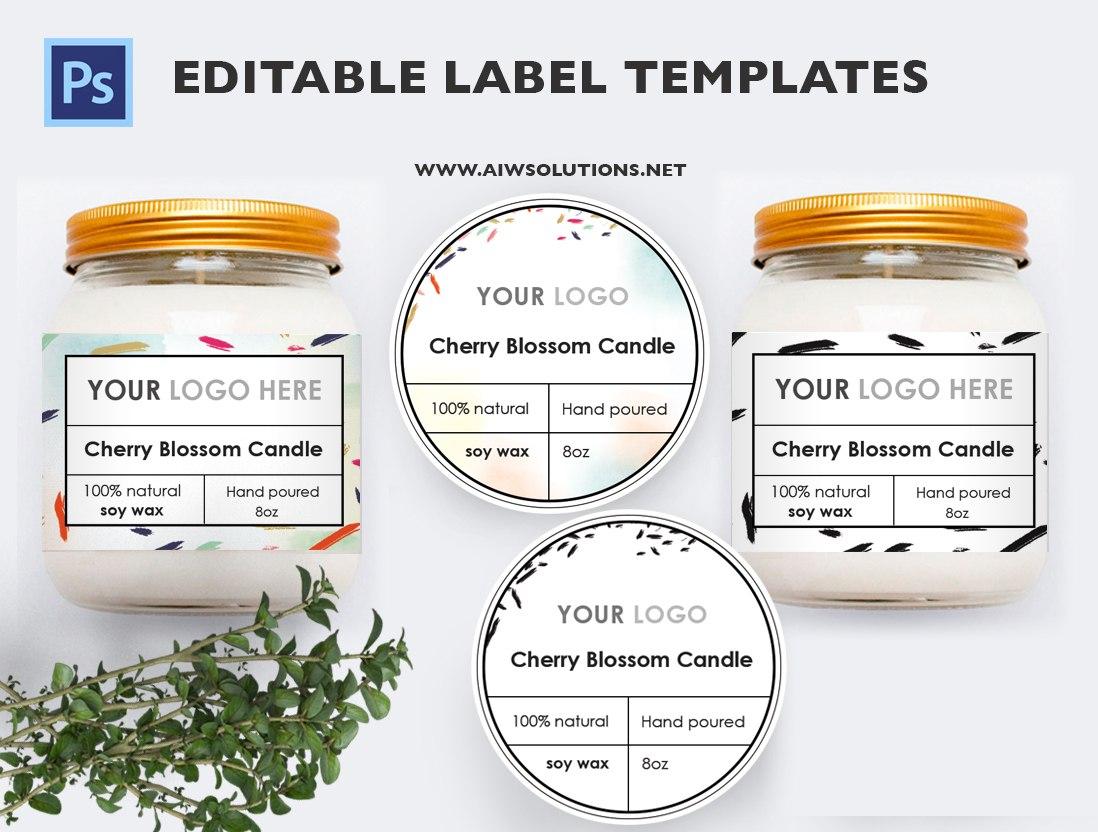 Label Template Id  Aiwsolutions Regarding Storage Label Templates