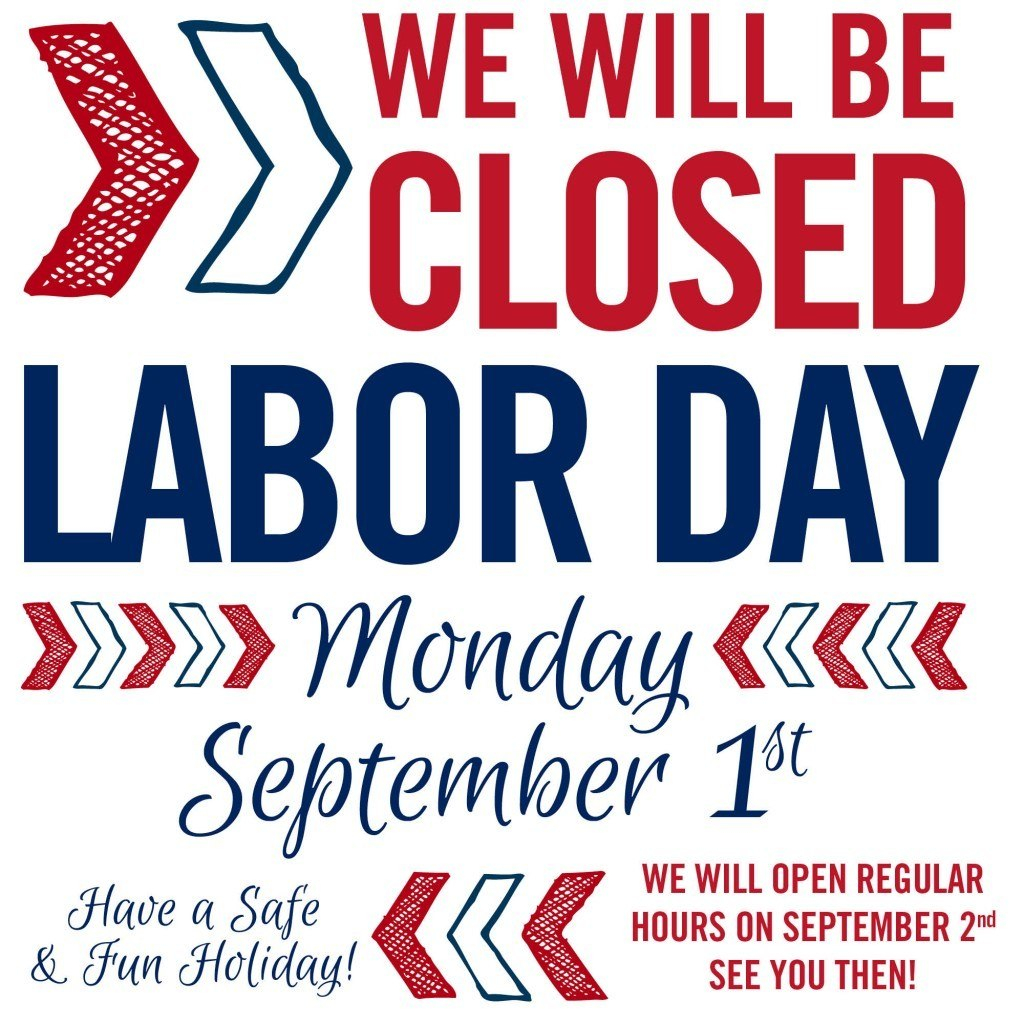 Labor Day Closed Signs Templates  Icardcmic Intended For Business Closed Sign Template