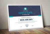 Landscape Certificate Template   Template Catalog throughout Landscape Certificate Templates