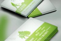 Landscaping Business Card Templates  Word Psd  Free  Premium with regard to Landscaping Business Card Template