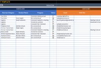 Lead Tracking Excel Template  Customer Follow Up Sheet with Sales Lead Report Template