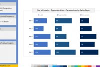 Leads – Opportunities – Conversionsreps  Sales Report Template pertaining to Sales Lead Report Template