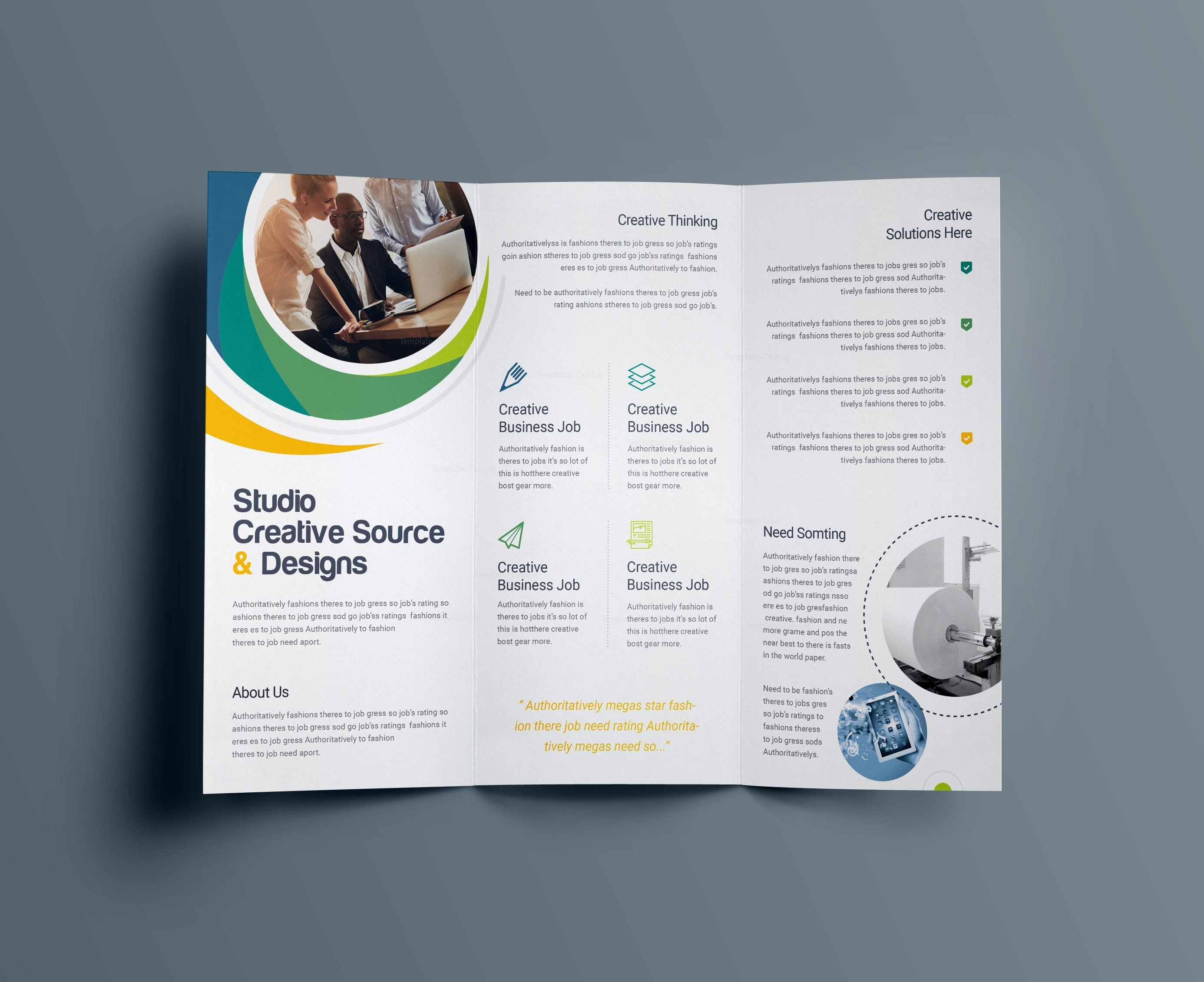 Letter Size Tri Fold Brochure Template Gallery Inside Letter Size Brochure Template