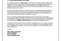 Letter To Senator Template Gallery regarding Email Template For Business Proposal