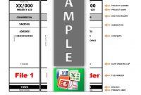 Lever Arch File Label Template …  Junaith  Label… in Free Lever Arch File Spine Label Template