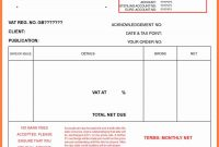 Limited Company Invoice Template Uk Design  Letsgonepal in Business Invoice Template Uk