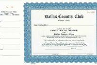 Llc Membership Certificate Template  Precautions You  Marianowo with Llc Membership Certificate Template Word
