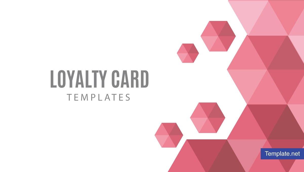 Loyalty Card Designs  Templates  Psd Ai Indesign  Free With Loyalty Card Design Template