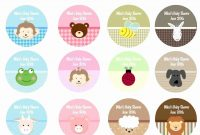Luxury Circle Sticker Labels  Acilmalumat within Round Sticker Labels Template