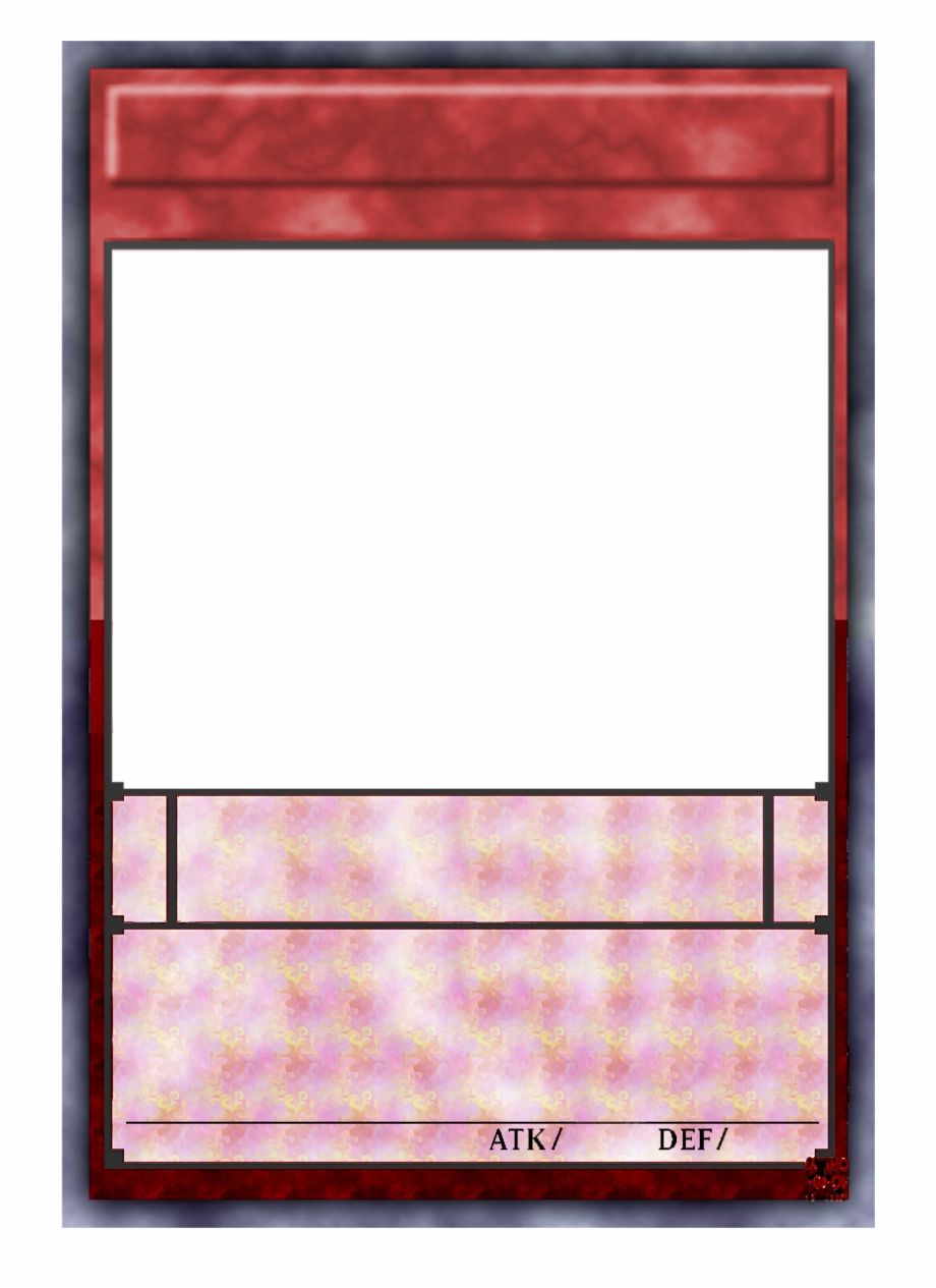 Magic Set Editor Card Fighters Clash Template  Images  Magic Set Regarding Yugioh Card Template
