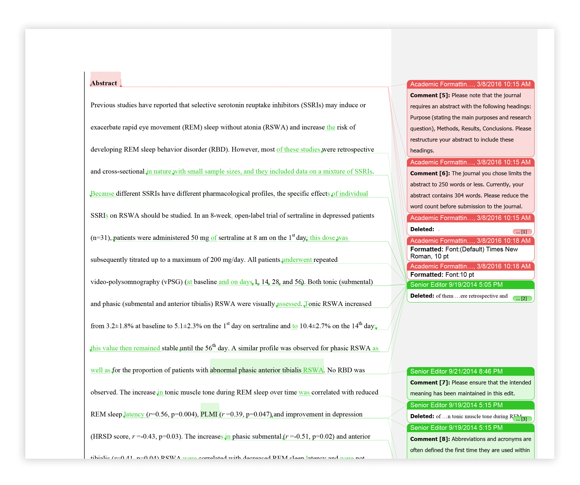 Manuscript Formatting  Aje  American Journal Experts Within Journal Paper Template Word