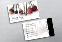 Mary Kay Business Cards In   Pink Dreams  Mary Kay Business within Mary Kay Business Cards Templates Free