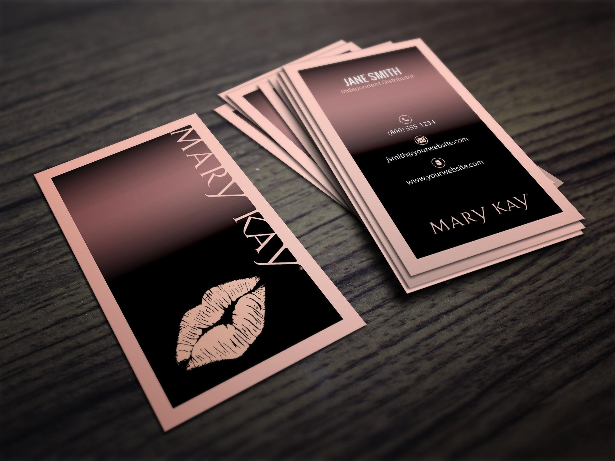 Mary Kay Business Cards  Mary Kay  Mary Kay Mary Kay Party Mary Throughout Mary Kay Business Cards Templates Free