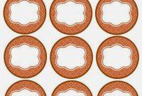 Mason Jar Label Template Address Labels Stupendous Ideas Lid inside Free Printable Jar Labels Template