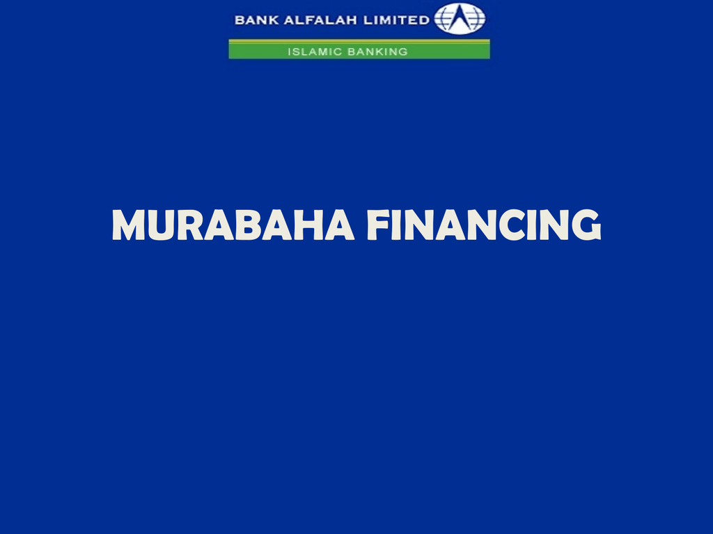 Master Murabaha Financing Agreement Intended For Murabaha Agreement Template