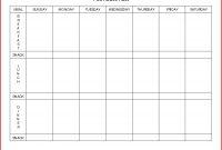 Meal Planning Calendar Template Plan Day Menu Planner Elegant throughout Menu Schedule Template